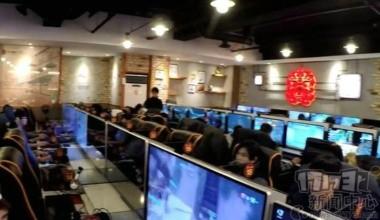 韩国网吧环境