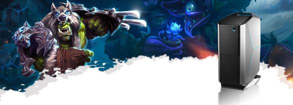 Alienware Aurora R5玩转《魔兽世界》