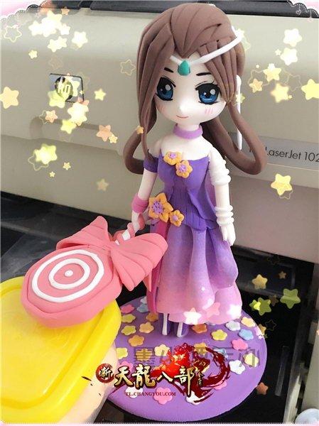 天龍才女秀:墨小湮和她的粘土娃娃們的故事